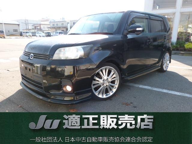 トヨタ 1.5G エアロツアラー ローダウン 18インチAW HID