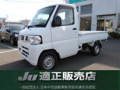 NT100クリッパートラックSD 5MT 4WD 三方開
