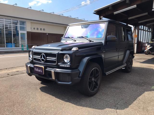 「福井県」の「その他」「Gクラス」「SUV・クロカン」の中古車