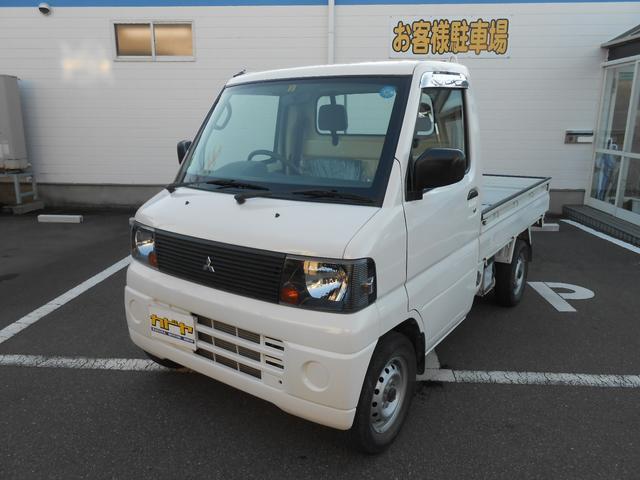 三菱 VX-SE 4WD エアコン パワステ 5速MT 軽トラック