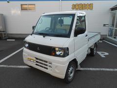 ミニキャブトラックVX−SE 4WD エアコン パワステ 5速MT 軽トラック