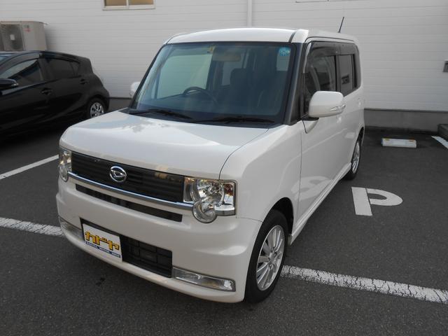 ダイハツ カスタム X ベンチシート 電動格納ミラー CD 軽自動車