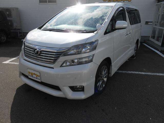 トヨタ 2.4Z プラチナセレクションII ナビTV 電動バックドア