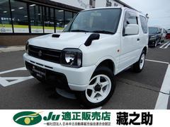 ジムニーXG 4WD HDDナビ アルミホイール付