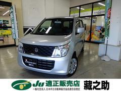 ワゴンRFX4WD メモリーナビ TV シートヒーター ETC
