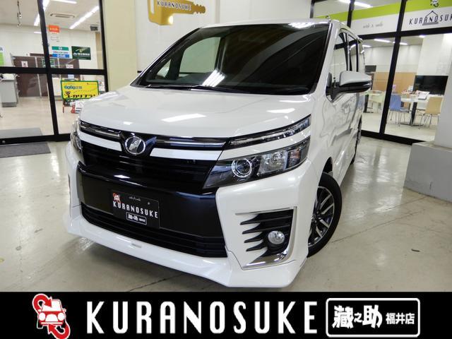 トヨタ ZS Tコネクト9インチナビ TV パワードア TRDエアロ
