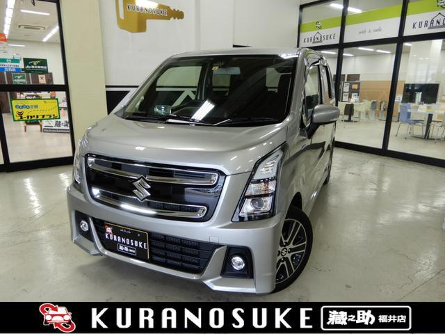 スズキ ハイブリッドT 4WD ナビ&TV クルコン