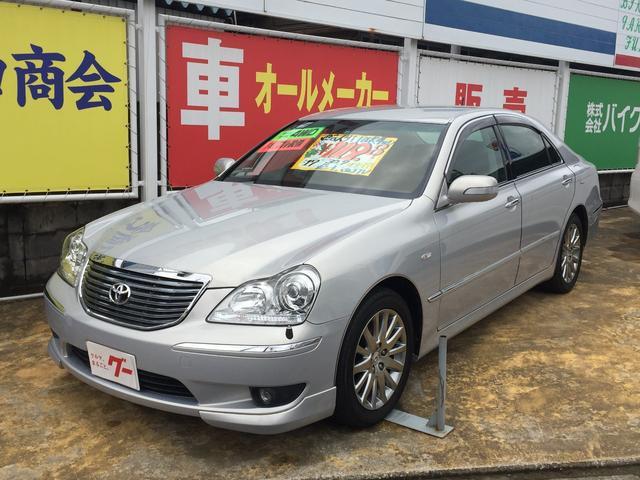 トヨタ Cタイプi-Four 4WD レザーシート TV