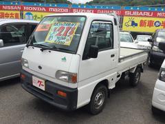 サンバートラック4WD 5MT エアコン