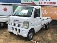 キャリイトラックKU 地区限 4WD エアコン 5MT 軽トラック