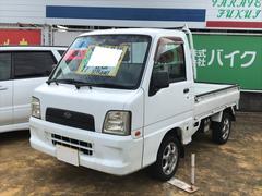 サンバートラックTB 4WD エアコン 5MT