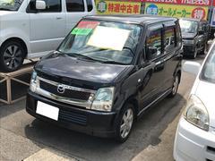 AZワゴンFX−Sスペシャル 軽自動車 コラム4AT エアコン アルミ