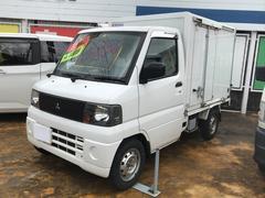 ミニキャブトラック保冷冷蔵車 4WD エアコン フロアAT CD MD