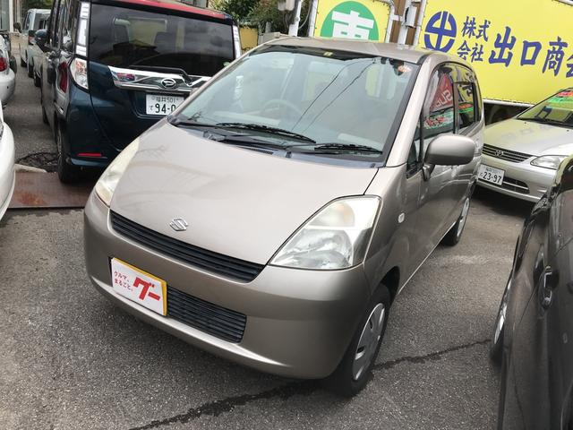 スズキ X 4WD CDMDデッキ
