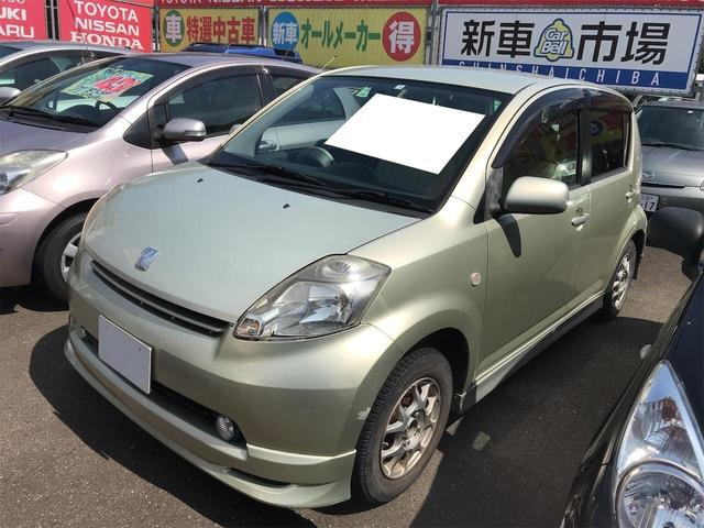 トヨタ パッソ X ETC AW Wエアバッグ ABS 衝突安全ボディ