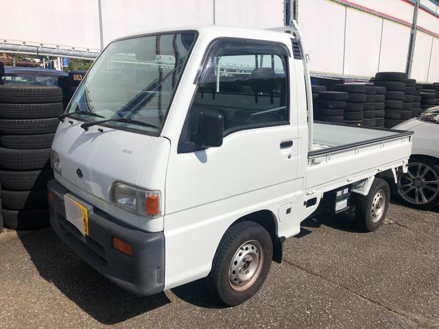 「スバル」「サンバートラック」「トラック」「福井県」の中古車
