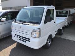 キャリイトラックKCエアコン・パワステ 4WD 三方開 軽トラック
