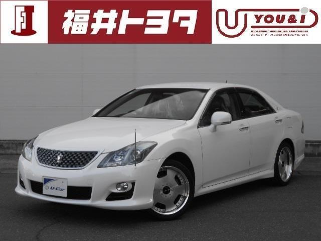 トヨタ 2.5アスリート ナビパッケージ