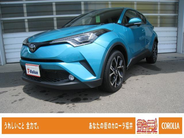 トヨタ G-T 元当社試乗車 4WD ハーフレザーシート LED