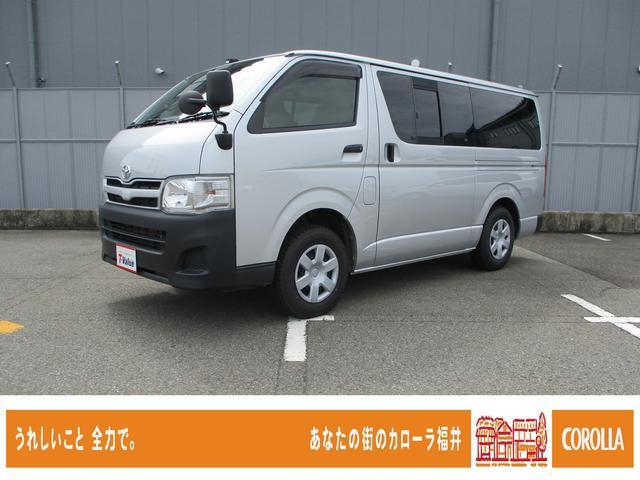 トヨタ DX 4WD キーレス CD フロント席パワーウィンドウ