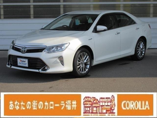 トヨタ ハイブリッド Gパッケージ・プレミアムブラック SDナビ