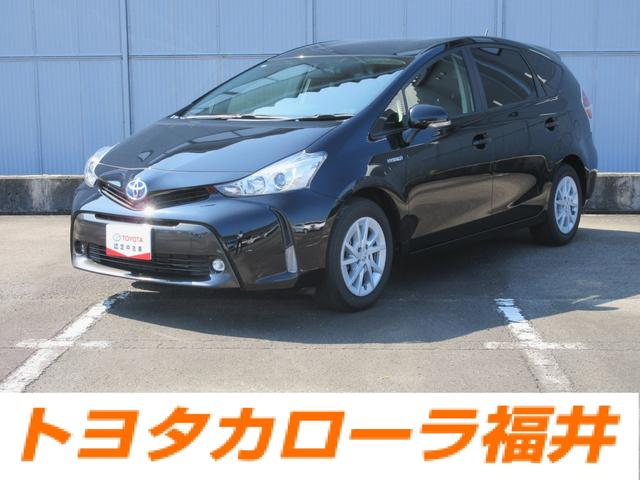 トヨタ S ナビ・バックモニター・ETC・ドラレコ付き
