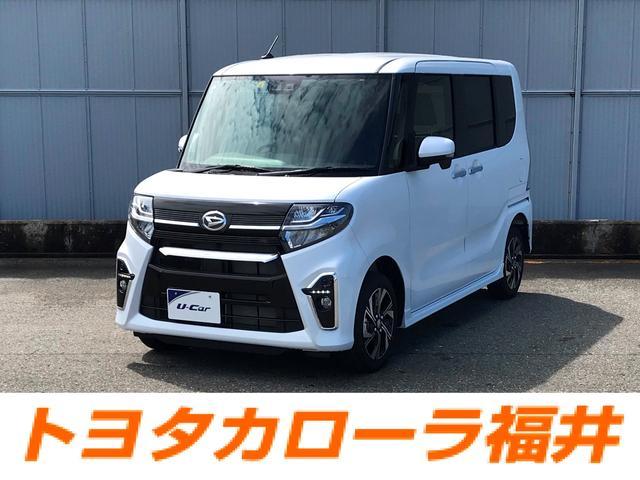 ダイハツ Xセレクション 4WD LEDヘッドランプ 両側パワースライドドア 運転席助手席シートヒーター 付き