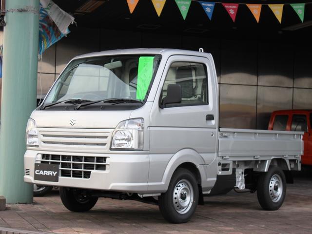 スズキ 4WD KCエアコン・パワステ