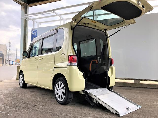 福祉車両 フレンドシップ スローパー リヤシート付仕様(1枚目)