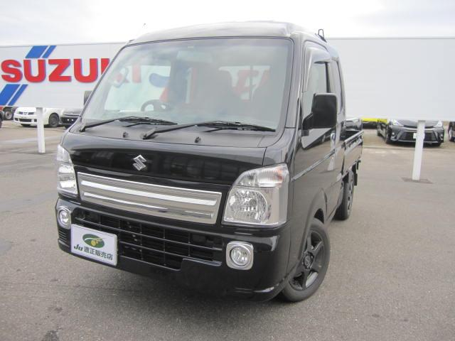 スズキ X 4WD AT 14インチアルミ ナビ・TV ワンオーナー