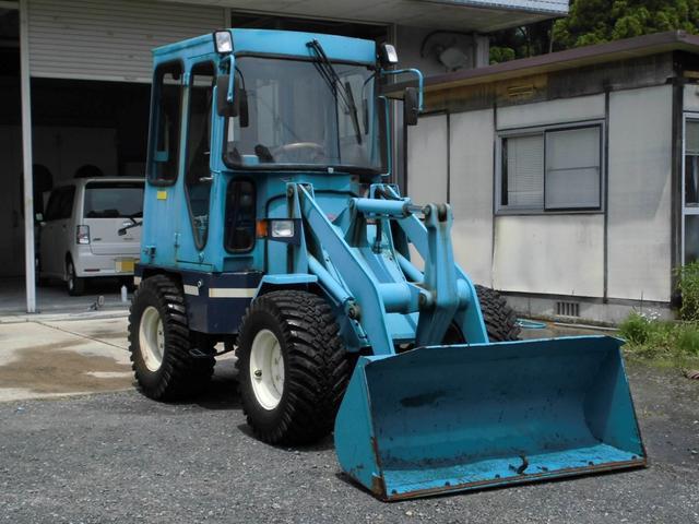 日本その他 クボタ RA400 タイヤショベル ホイルローダー