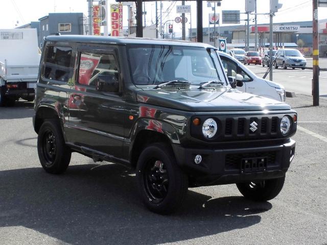 スズキ XL 4WD 登録済未使用車 Sヒーター スマートキー