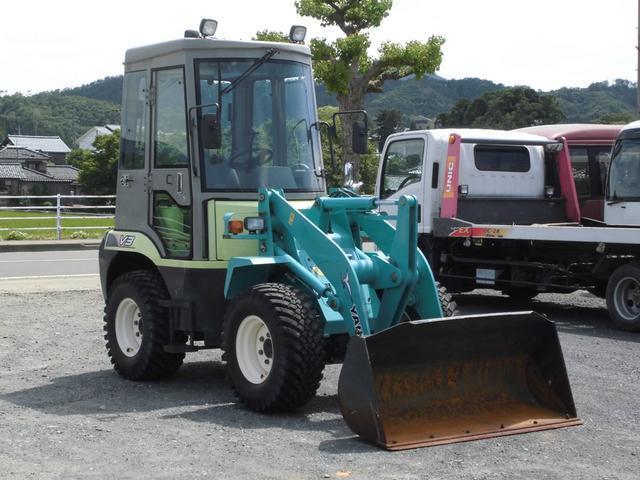 日本その他 ヤンマー V3-5B タイヤショベル 4WD ディーゼル