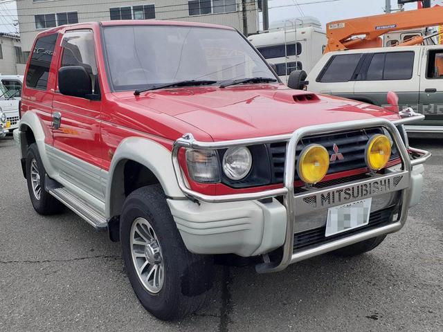 三菱 パジェロ ワイド XR-II