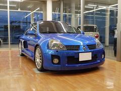 ルノー ルーテシアV6レザーバージョン フェイズII 限定10台 ディーラー車