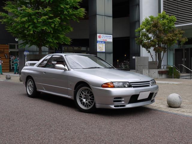 日産 GT-R VスペックII 2オーナー 記録簿