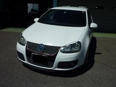 VW ゴルフGTI パドルシフト