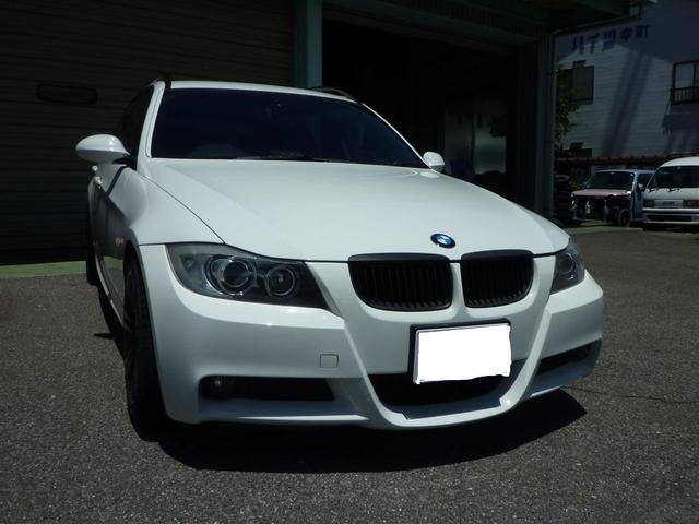 BMW 320iツーリング Mスポーツ コンフォートアクセス