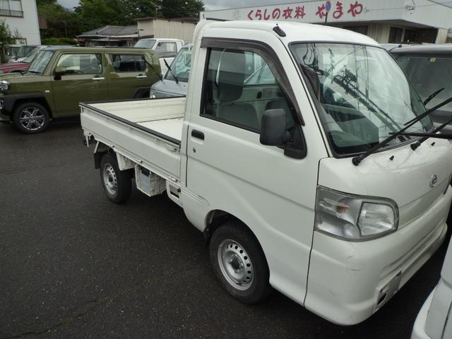 ダイハツ ハイゼットトラック エアコン・パワステ スペシャル 4WD 5速マニュアル