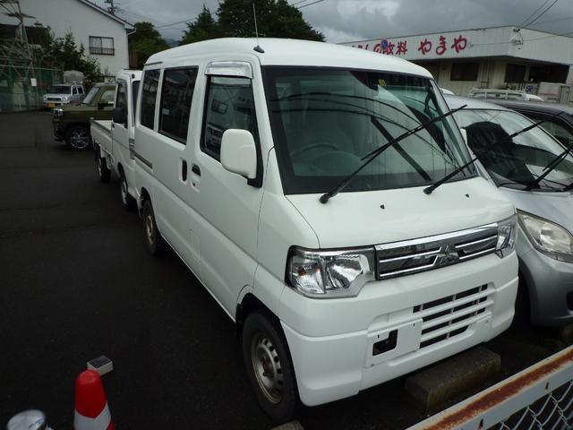 三菱 ミニキャブバン CL 4WD