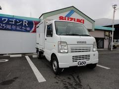 キャリイトラック保冷庫付4WD5速マニュアル走行7万キロ