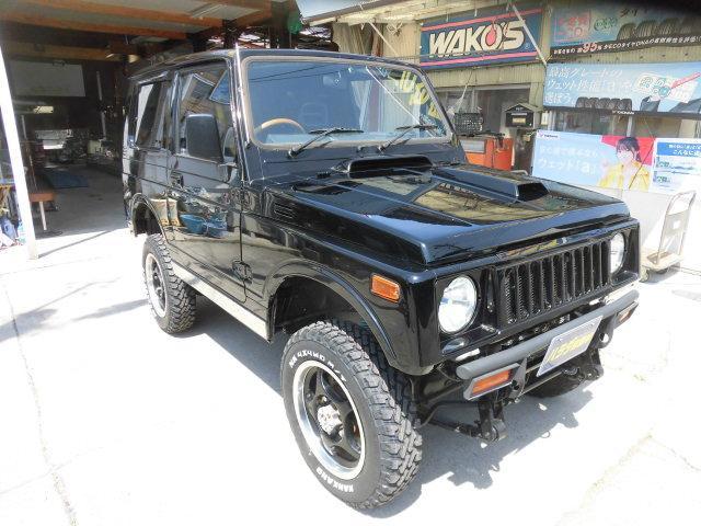 スズキ HC 4WD 5M/T