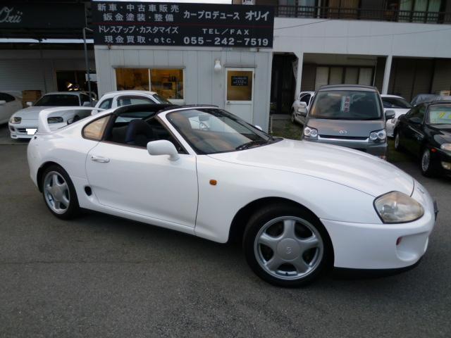 トヨタ SZ エアロトップ