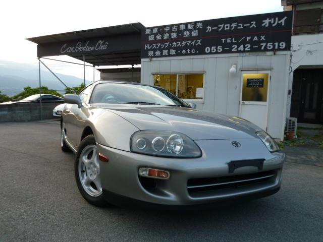 スープラ(トヨタ)RZ−S 中古車画像