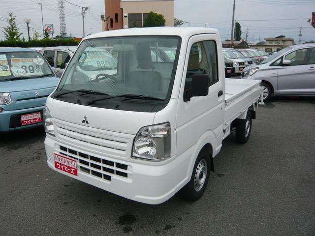 三菱 M 5MT 4WD 届出済未使用車