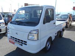 NT100クリッパートラックDX 5MT 2WD エアコン パワステ 届出済未使用車