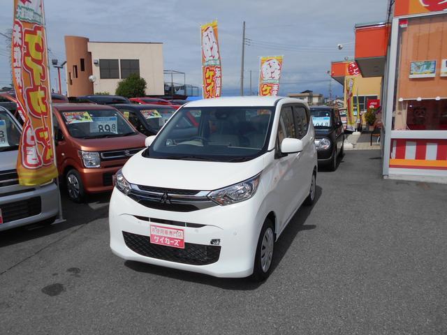 eKワゴン(三菱)M 中古車画像
