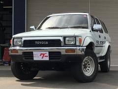 ハイラックスサーフSSRリミテッド4WD オートマ ETC 15AWサンルーフ