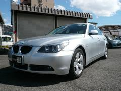 BMW530i ナビ 革シート サンルーフ ETC