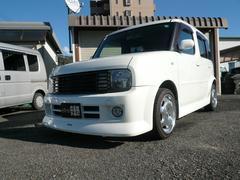キューブEX 4WD インパルエアロ キセノン サンルーフ ETC